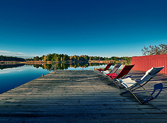 vacation homes to rent in Sweden