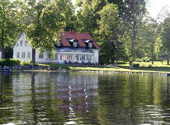 Rent In Stockholm Sweden Exclusive Lakeside Wing Of A Manor
